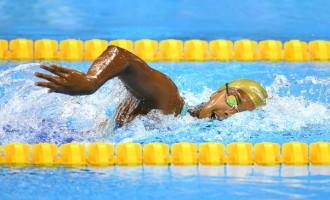 Slow Time Halts Buadromo's Progress At The Olympics