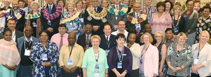 President Hails First World TVET Conference In Region