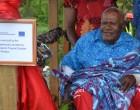 EU, Red Cross Inaugurate First Pilot Shelter