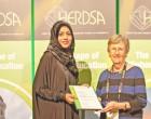 USP Academic Receives International Award
