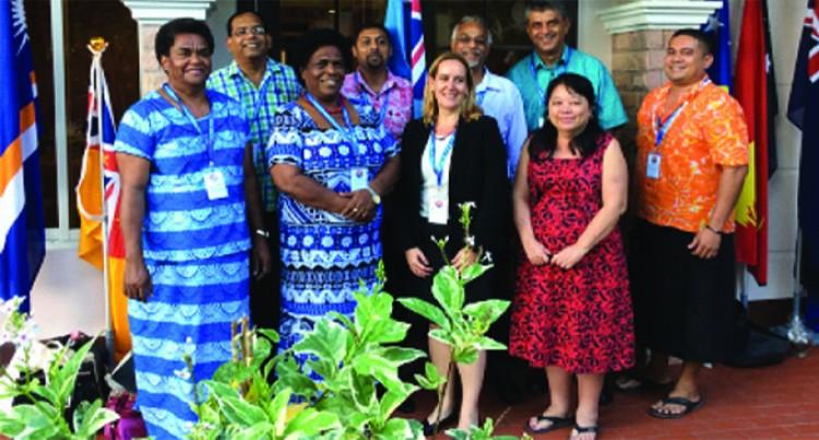 Public Service Commissioners Meet In Palau