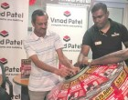 Shoppers Walk Away With Prizes At Vinod Patel