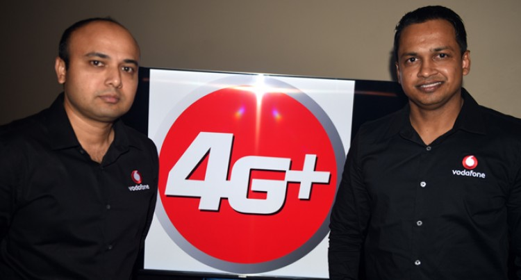 Vodafone Fiji's 4G+ Now Live And Active