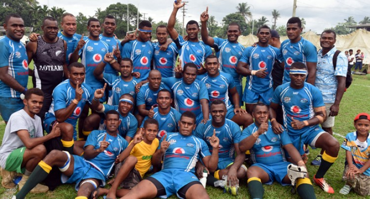 Serua Battle To Beat Rewa
