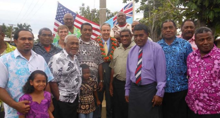 Memorials symbol of Fiji-US relationship