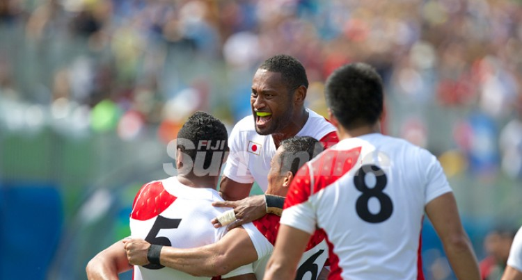 Fijians Star In Rio Upset