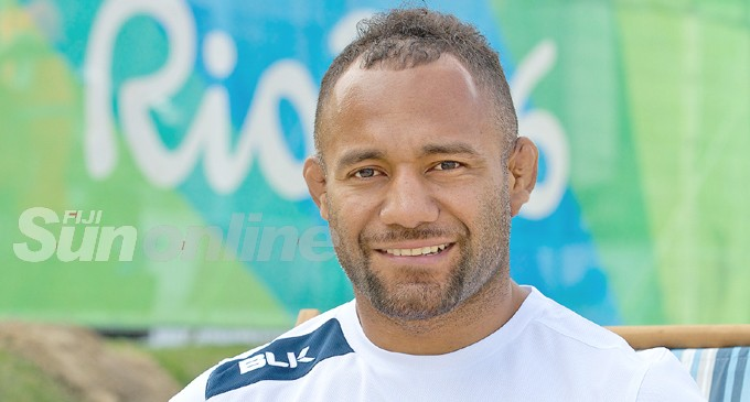 Naulu: No Easy Fight In Rio