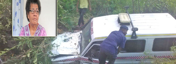 Collision Claims Man's Life, Sister Mourns