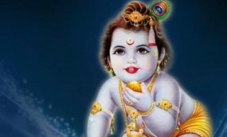Hindus Mark Birth Of Lord Krishna