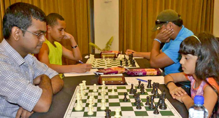 Chess Fete Gets Underway On Denarau