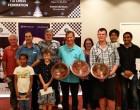 Lane Dominates Chess Battle