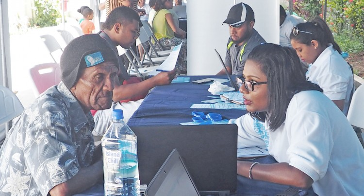 New Voter Service Centre Draws Big Crowd