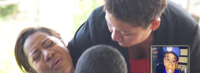 Kataiwai Laments Grandson's Death