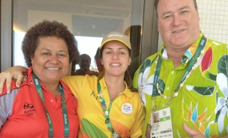 Someday I'll Tell My Kid I Was There, Says Oceania's Brazilian Coordinator
