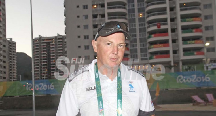 Kable: Team Fiji Should Do Well