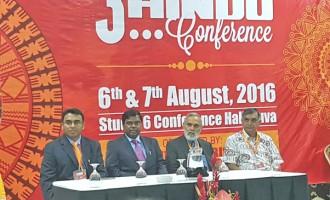 Youth Meeting Invites Hindu Groups