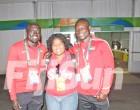 Win Over Fiji A Plus: Injera