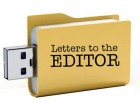 Letters To The Editor, 7th June 2018