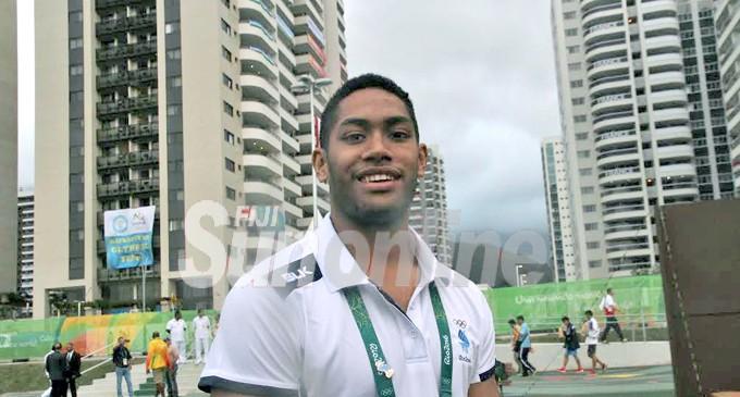 Swimmer Wants To Do Fiji Proud