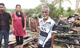 Nausori Fire Claims Man's Life