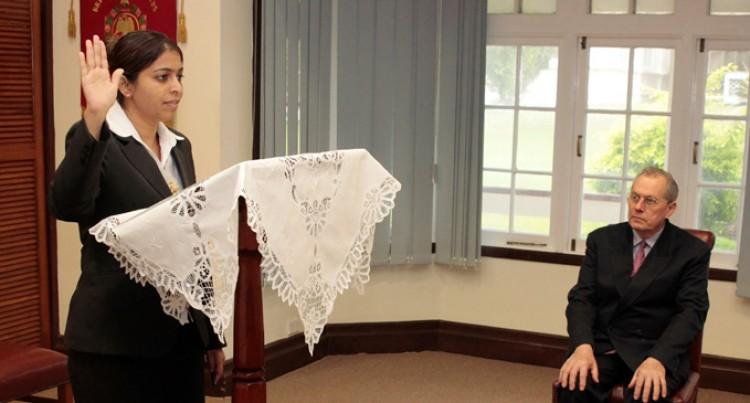 New Supreme Court Judge Wati sworn-in