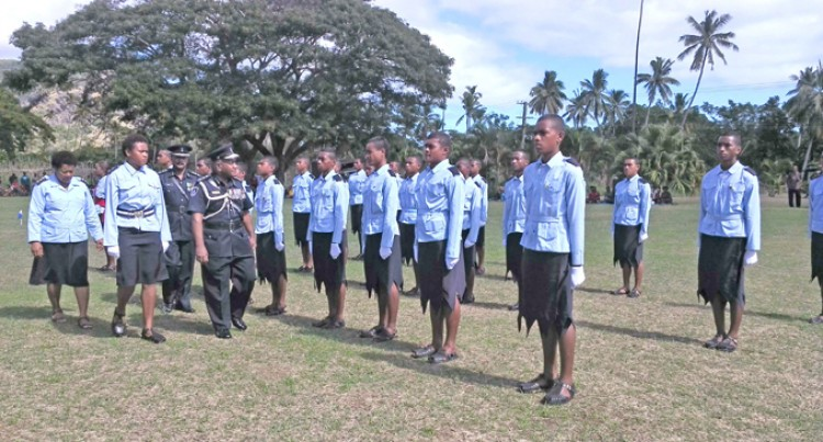 DCP Ligairi Warns  Students of Criminal  Activity Among Youths
