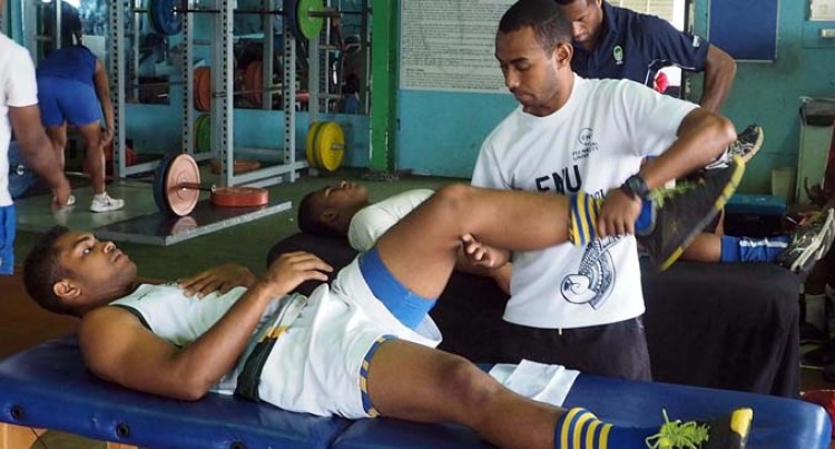 Fiji Schoolboys Prepare For Tri-Nations Cup