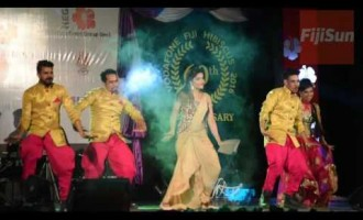 Shipra Goyal At  Hibiscus Festival  Bollywood Night