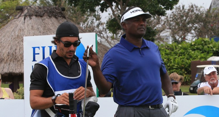 Vijay Singh Training To Make History