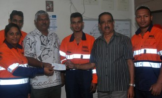 Giants Boost For Suva