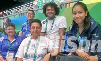 Yee Learns From Olympic Loss