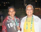 Tongan Sprinter Is In Rio To Learn
