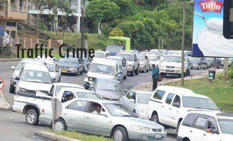 Public Requested To Be Vigilant From Crimes At Traffic Jams