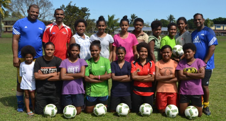 Labasa Girls Get Ready