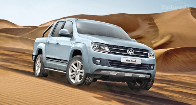 Conquer Any Terrain With Volkswagen Amarok
