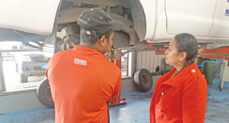 Toyota Women and Wheels Programme gives ladies opportunity to upskill