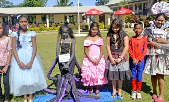 Students Bring Fictional Characters To Life
