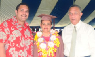 Grandmother Graduates With An MBA Degree