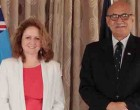 President  Receives New British High Commissioner