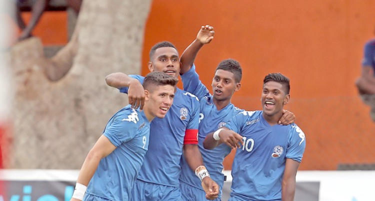 U20 Football Side Hold New Caledonia