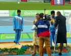 Delana Awards Medals in Rio