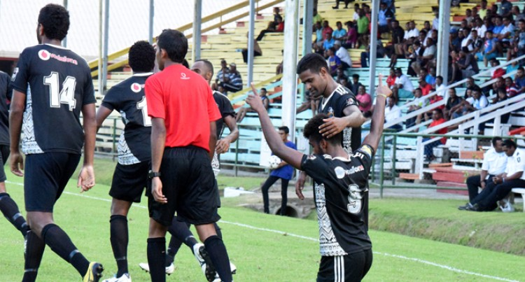 Nabenia Strikes Winning Goal
