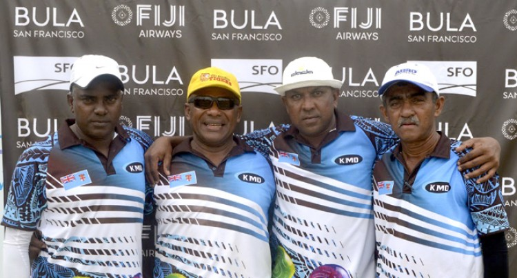 Fijian Men Win Fiji Airways 4s