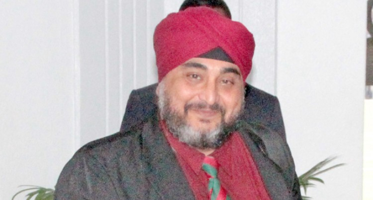 I'm Not Corrupt:  Singh Labels His Accusers Cowards