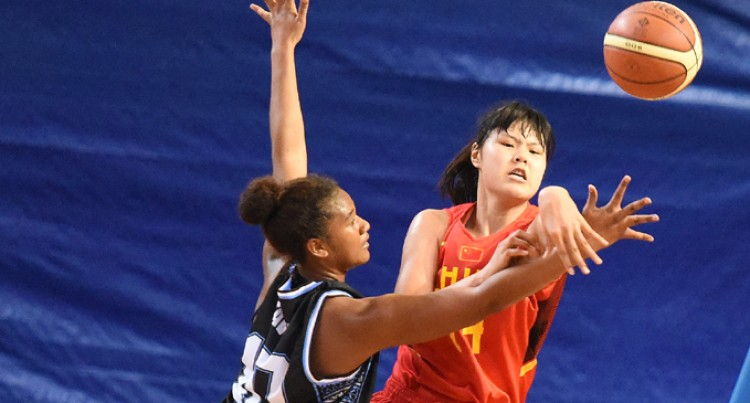 Chinese U18 Score Big Win