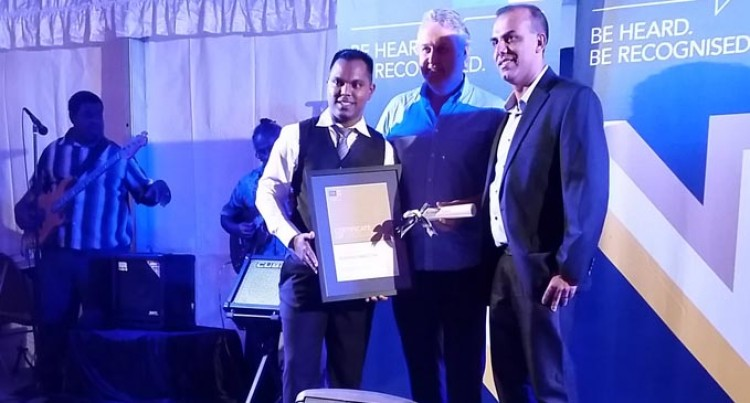 A Well-Deserved Recognition From CPA For Avindra Nand