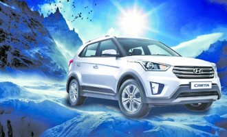 Creta's fluidic sculpture is design language seen in other modern Hyundai variations