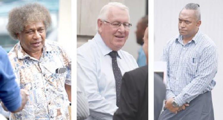 Fiji Times Three,  Contributor To Take Plea September 21