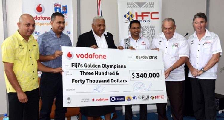 PM Applauds Rugby Sponsors