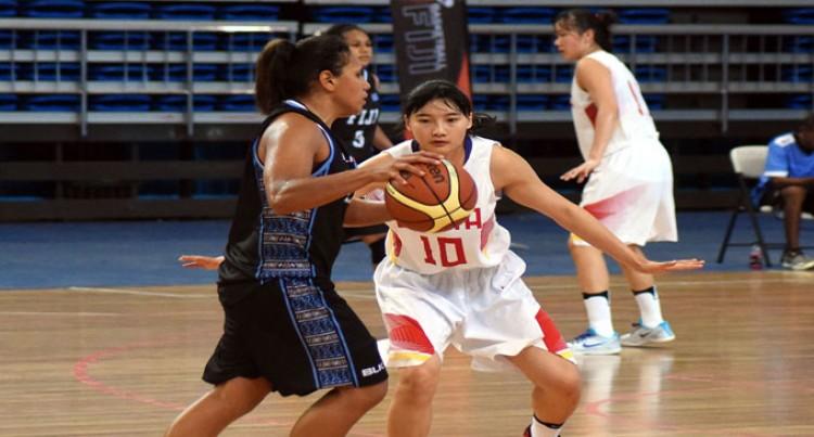 Nainima Impresses China Coach Mei